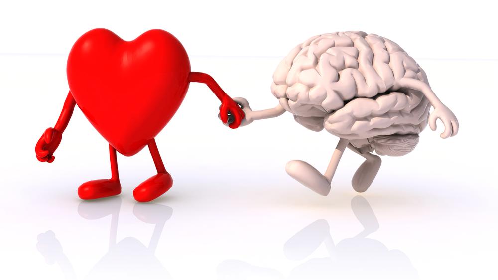 Creierul din inima